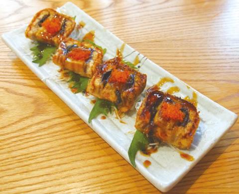 鰻フォアグラ(RM65++)高級食材を使ってこの値段はうれしい!
