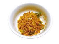 〆の混ぜご飯をさらにおいしく する「秘蔵」RM1。
