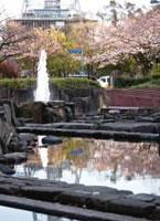 Fountain In Hisaya