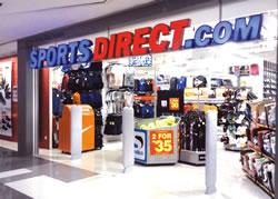 入口からは店内の広さが分からないほどところせましと商品がディスプレイされている。