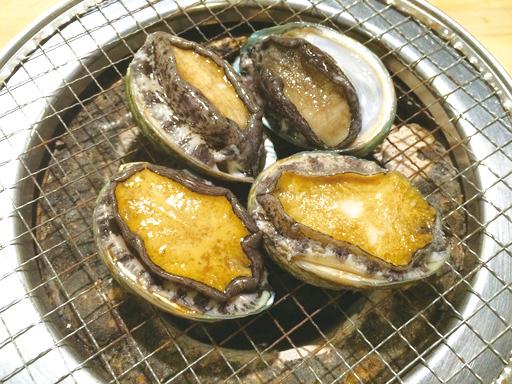1周年プロモ中のヒメアワビ(RM35)