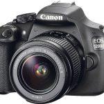 CANON : EOS 1200D Standard zoom kit