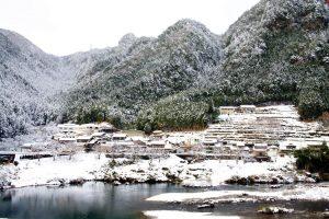 82EN-Shirakawa-白川冬景色