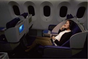 Passenger-Taking-Rest-Listening-Music