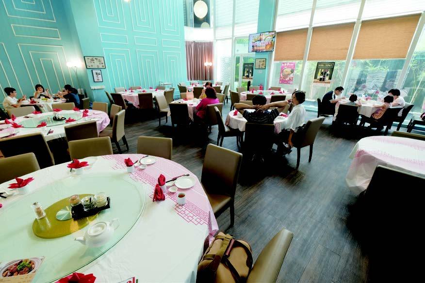 Pang's Kitchen KL  彭慶記食家