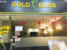 D Gold Bliss