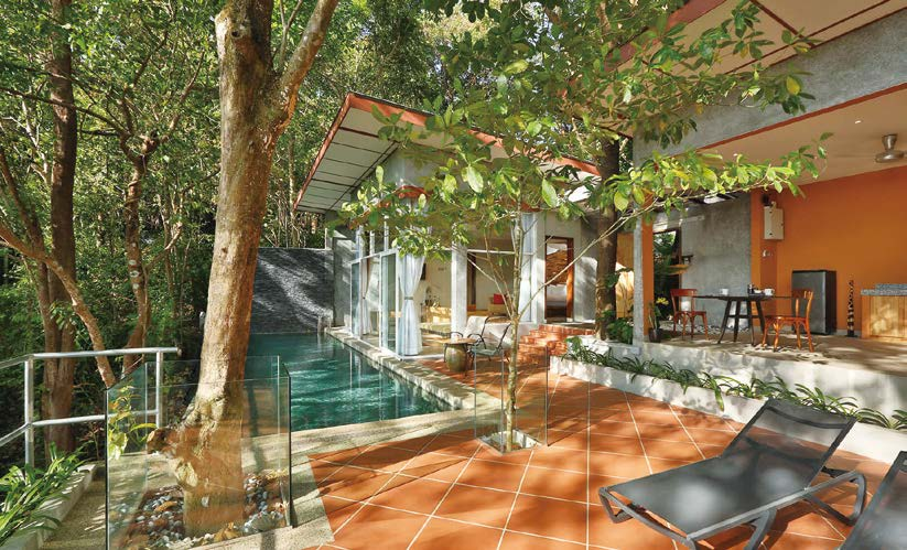 Ambong Ambong Rainforest Retreat & Ambong Pool Villas