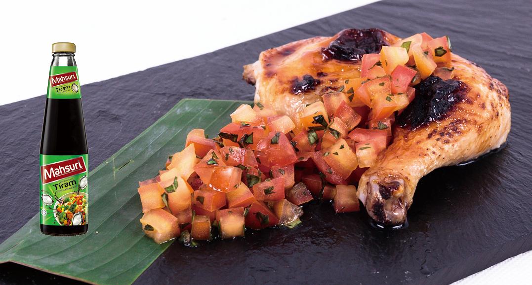 「Mahsuri」のマレー料理レシピ