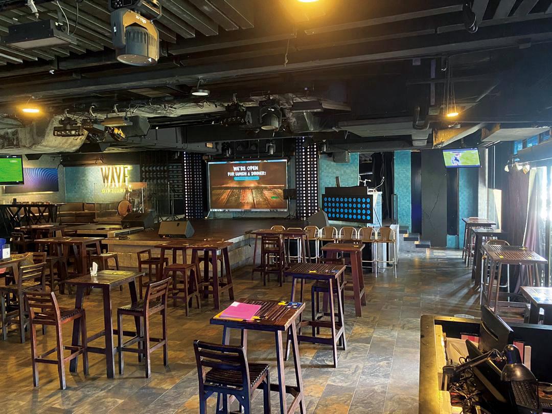 Wave Live Music Bar