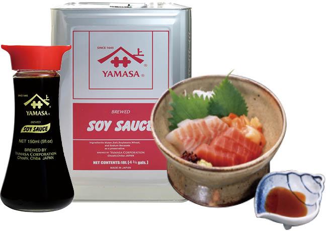 FOCAL × ヤマサ醤油
