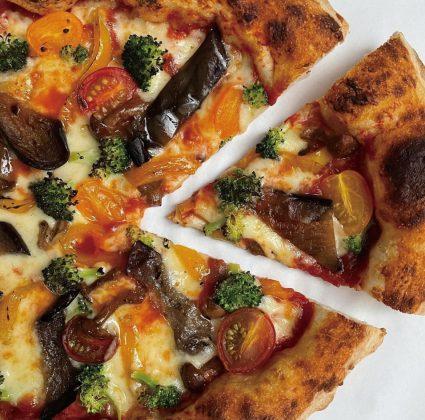 Heritage Pizza_Pizza with Eggplant
